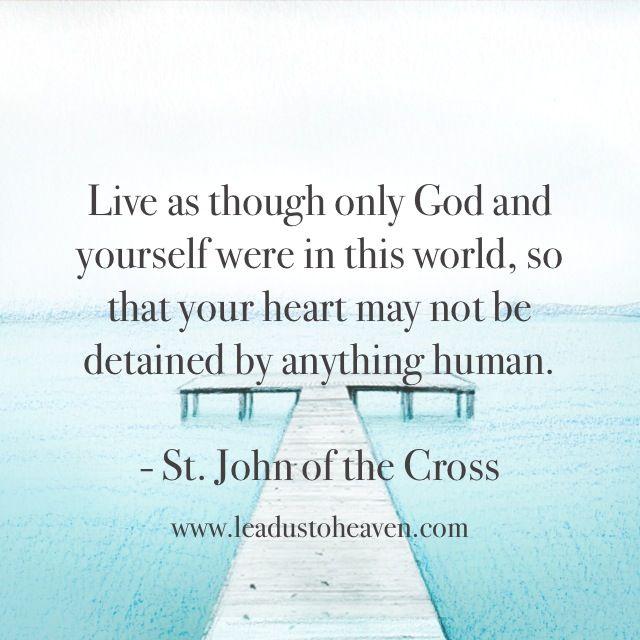 st john of the cross quotes - Google-søk