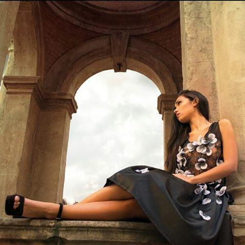 Francesca Delli Carri ph by Alessandro Mazucchi ,design Dino Dzinovic #fashion #style #stylish #love #dinodzinovic #model #cute #photooftheday #nails #hair #beauty #beautiful #instagood #pretty #swag #pink #girl #girls #eyes #design #model #dress #shoes #heels #styles #outfit #purse #jewelry #shopping #glam