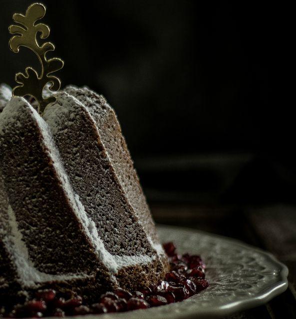 Bundt ginger cake