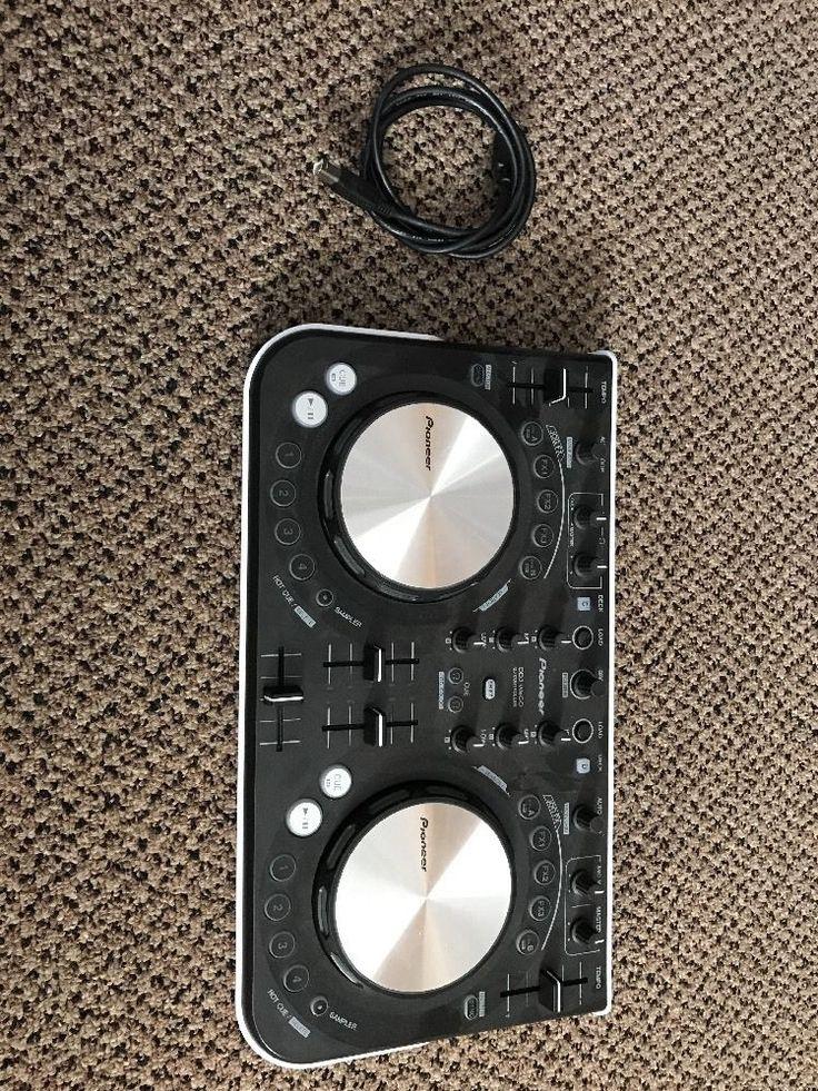 Pioneer DDJ-WEGO-W Digital DJ Controller