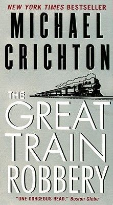 The Great Train Robbery - Michael Crichton http://dld.bz/gb6fK #bookreview #history #London