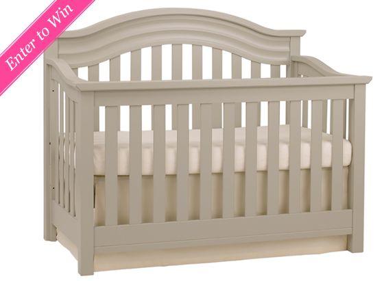 Riverside Convertible Crib