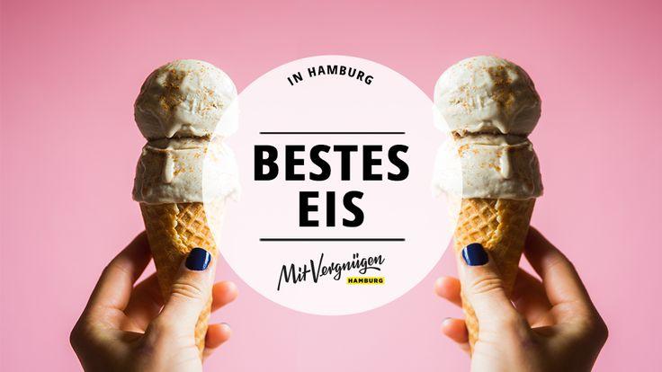 Achtung, fertig, los: Spätsommer-Vergnügen! Hier findest du das allerbeste Eis in der Stadt: