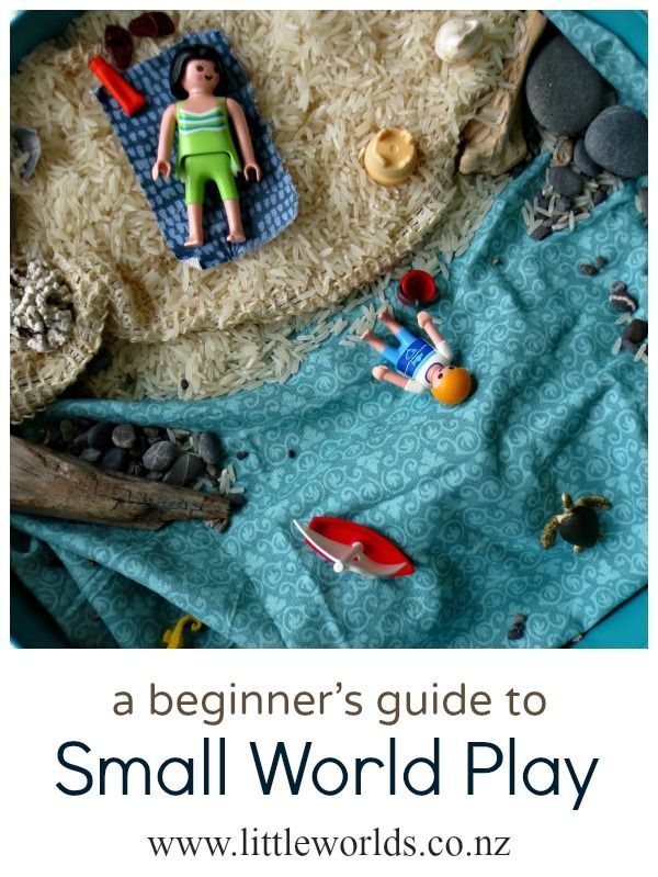 A Beginner's Guide to Small World Play | Little Worlds