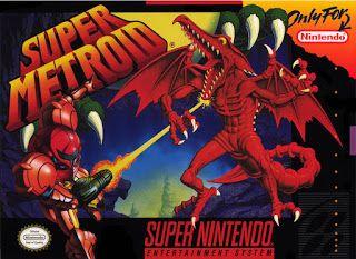 Emularoms: Super Metroid [ SNES ]