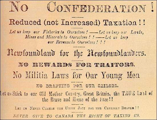 Canadian confederation essay conclusion