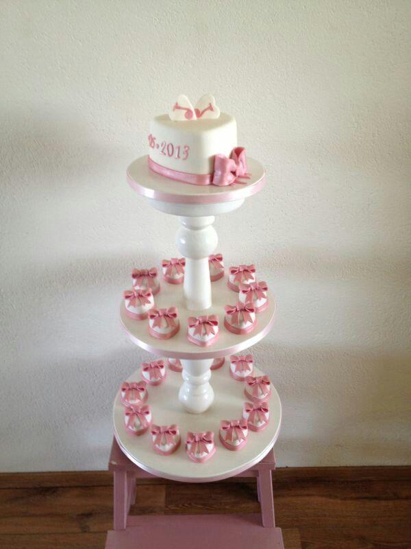 Bruidstaart & cupcakes