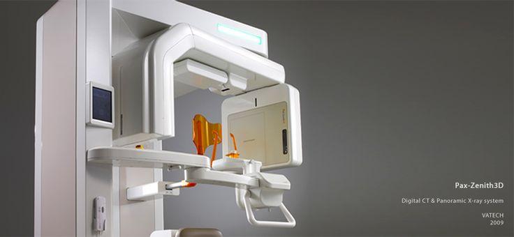 noble design | product design | design studio | medical | Pax-zenith 3d | digital CT | panoramic x-ray | vatech
