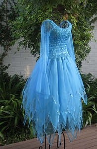 New Adult Fairy Costume ~ PLUS SIZE ~ Choice of Colour | eBay