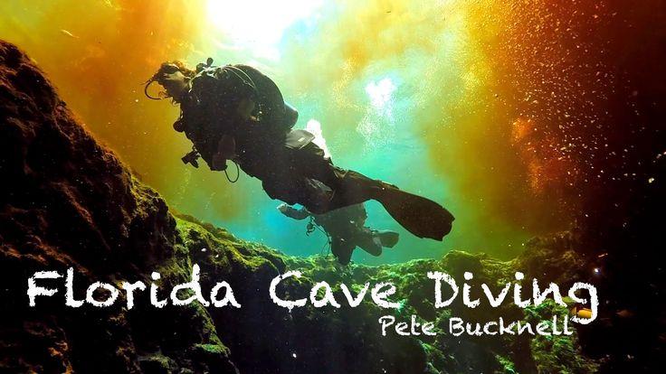 Cave Dive Florida : a short film