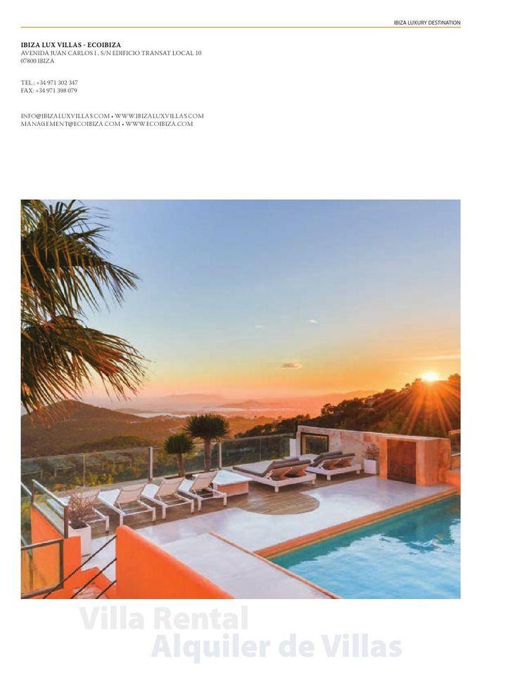 #ClippedOnIssuu from Ibiza luxury destination 2014