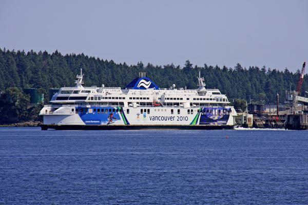 BC Ferries, Departure Bay Terminal, Nanaimo, BC
