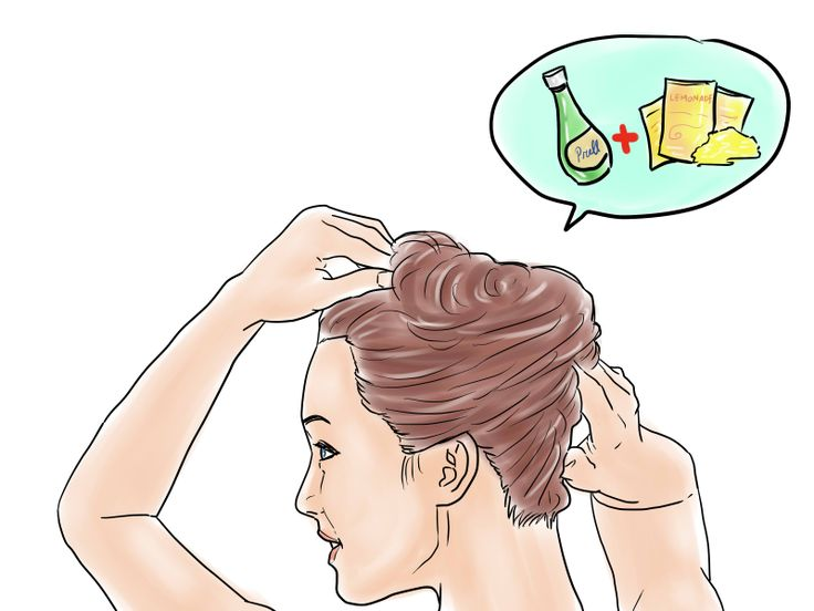 How to Get Chlorine Out of Your Hair -- via wikiHow.com