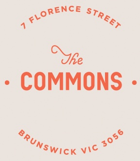 The Commons • 7 Florence Street • BRUNSWICK VIC 3056