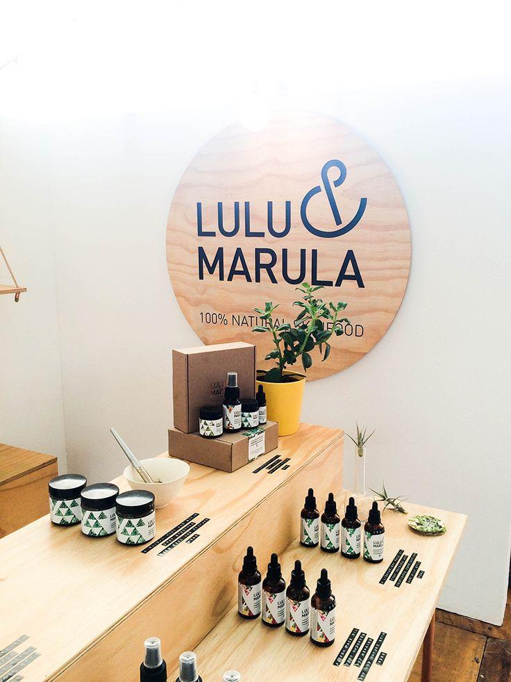 Lulu and Marula at the Sanlam Handmade Contemporary 2015  Credit: Zana