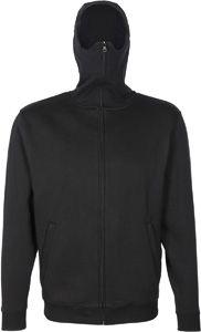 Stylefile Graffiti Supply Ninja Hooded Zipper