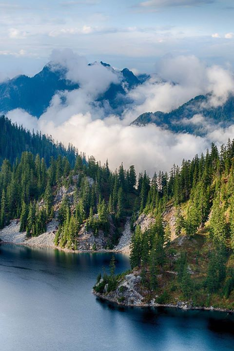 Snoqualmie River Washington | Erwin Buske Say Yes To Adventure