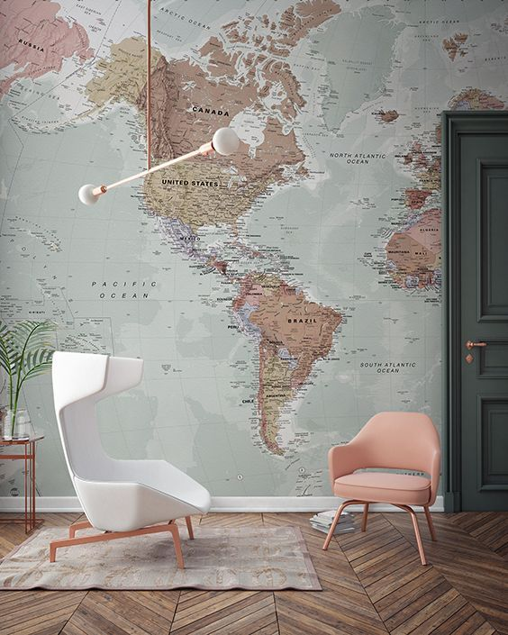 Desktop Wallpaper World Map: 25+ Best Ideas About World Map Wallpaper On Pinterest