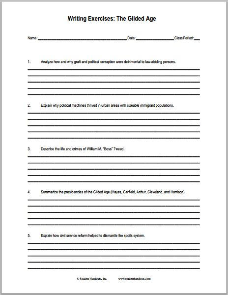 all worksheets progressive era worksheets free printable preeschool and kindergarten worksheets. Black Bedroom Furniture Sets. Home Design Ideas