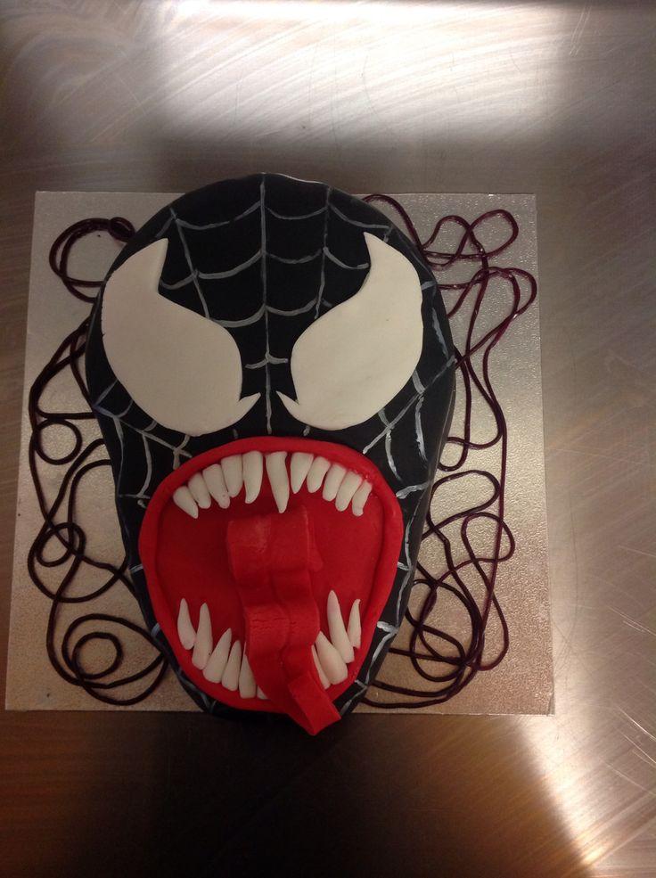 venom cake rush job lol