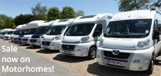 New & Used Motorhomes | Highbridge Caravan Centre Ltd.