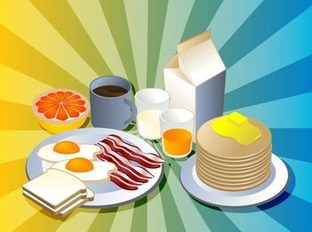 1200 Calorie Diabetic Diet - has good choices of what to eat for each meal and snack