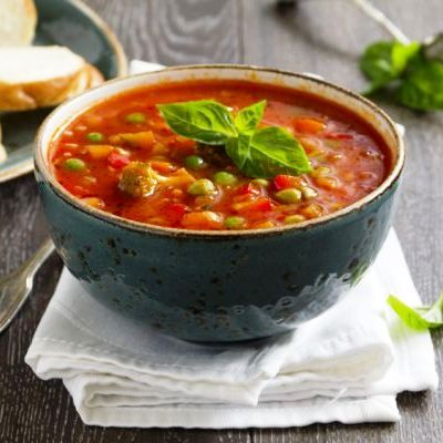 Supa minestrone (reteta originala)