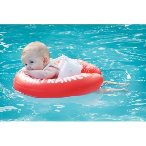 The three stage SwimTrainer learning system gives your child a high level of security creating positive experiences in the water.