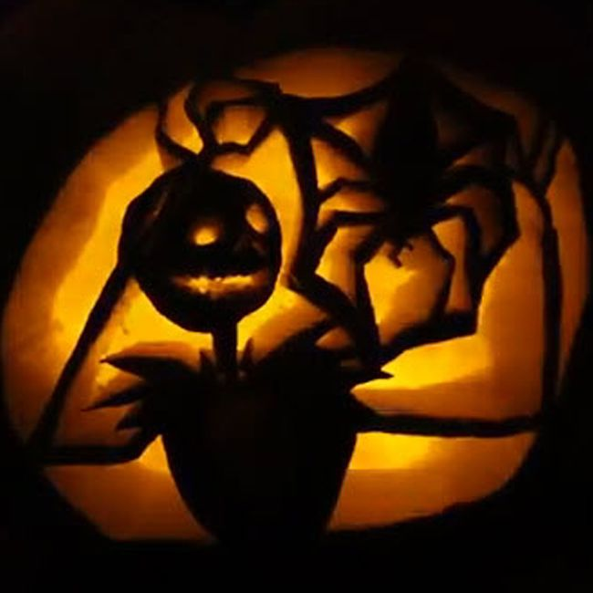 NASA Pumpkin Carving Contest - Pics about space
