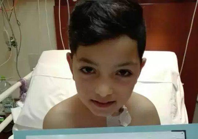 #Tiene ocho años y donó médula ósea para salvar a su padre con leucemia - Uno Santa Fe: Uno Santa Fe Tiene ocho años y donó médula ósea…