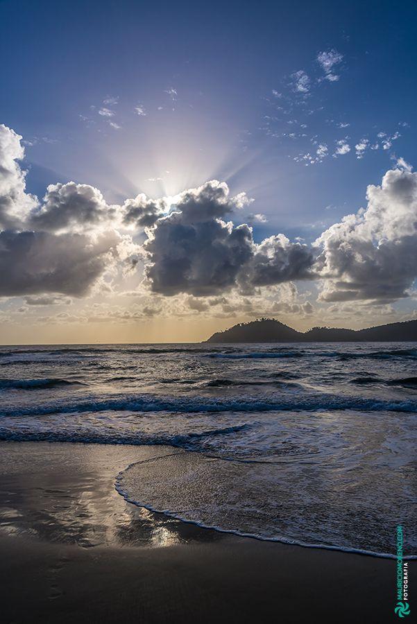 Praia e ilha do Campeche, Florianópolis - Santa Catarina, Brasil…