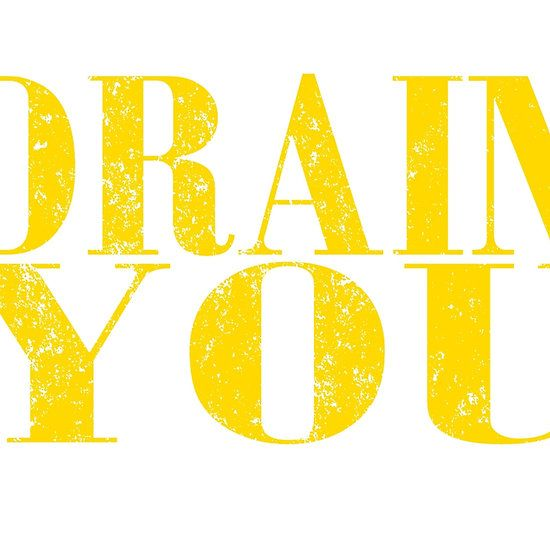 Nirvana Inspired Drain You T Shirts, Stickers and Other Gifts