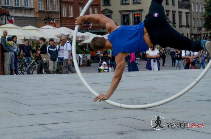 Cyr wheel / simple wheel #wheelove #cyr #cyrwheel #simplewheel #circus #art #streetperformer