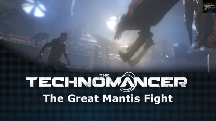 The Technomancer The Great Mantis Fight