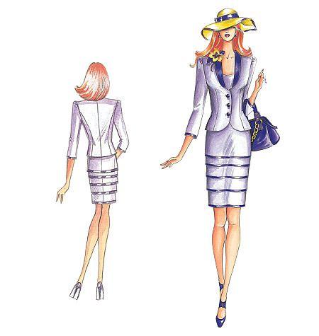 Marfy Dress 2104