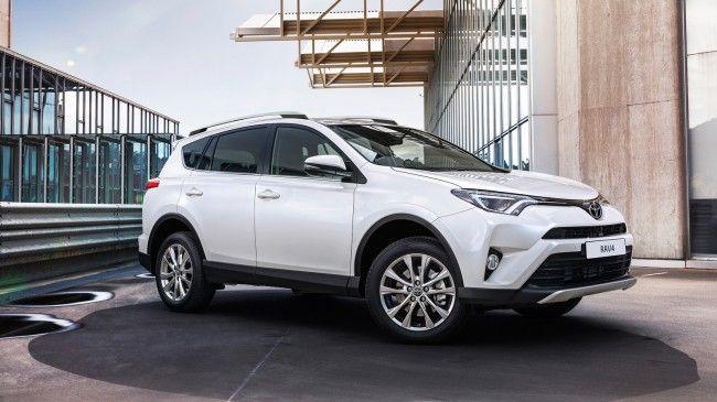 2016 Toyota RAV4 www.pierceytoyota.com