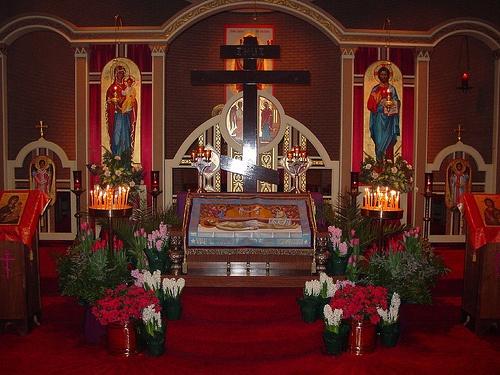St. Gregory Of Nyssa Byzantine Catholic Church, Beltsville, MDCatholic Church
