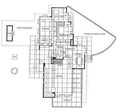 Frank Lloyd Wright's SAMARA