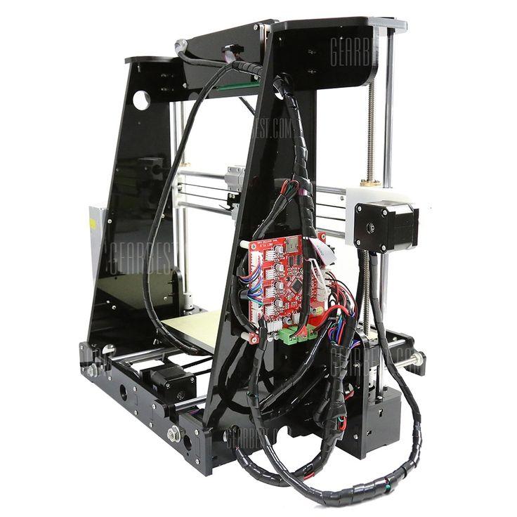 Anet A8 Desktop 3D Printer Prusa i3 DIY Kit EU PLUG-$155.99 Online Shopping| GearBest.com