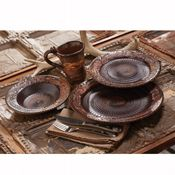 Bingham Canyon Dinnerware  sc 1 st  Pinterest & 9 best Dinner Table images on Pinterest | Rustic dinnerware sets ...