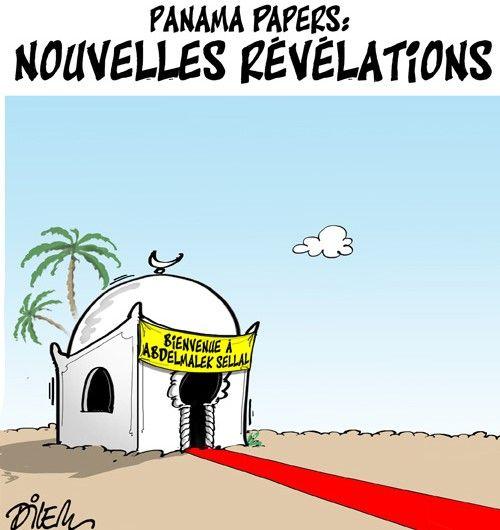 Caricature dilem du 25 mai 2016 : Toute l'actualité sur liberte-algerie.com