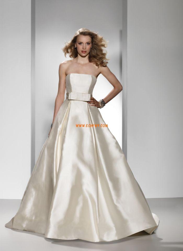 Bez ramiączek Rozmiary Plus Elegant & Luxurious Suknie ślubne 2012