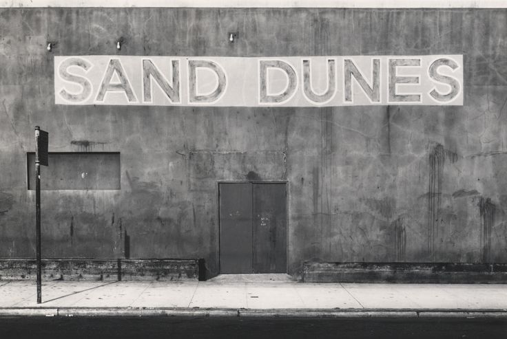 Lewis Baltz, San Francisco, 1972
