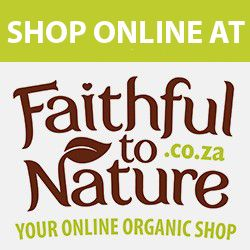 Shop Online at Faithful to Nature