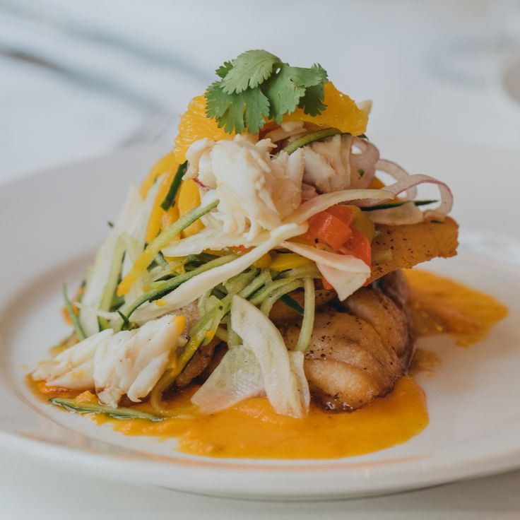 Criollo Restaurant's dinner menu is ready to please your palate.