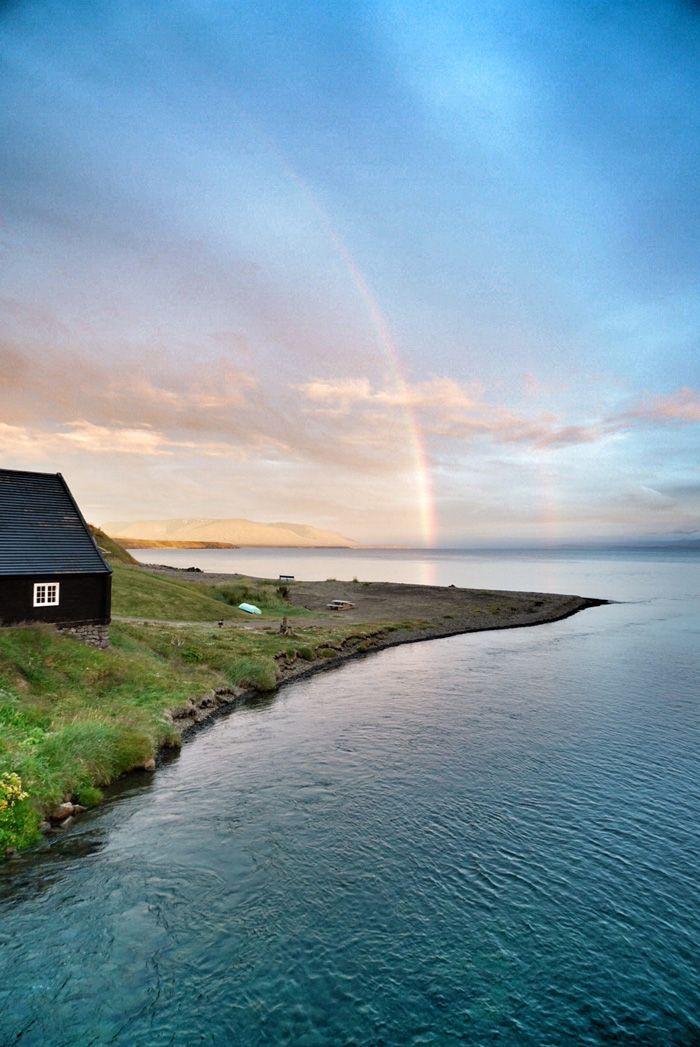 Meine Reiseroute für Island zum Nachreisen - Artikel Reiseblog www.lilies-diary.com #travelguide #island #iceland #waterfalls
