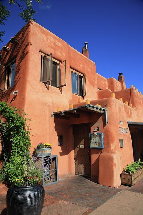 25 best ideas about santa fe home on pinterest for Adobe home builders california