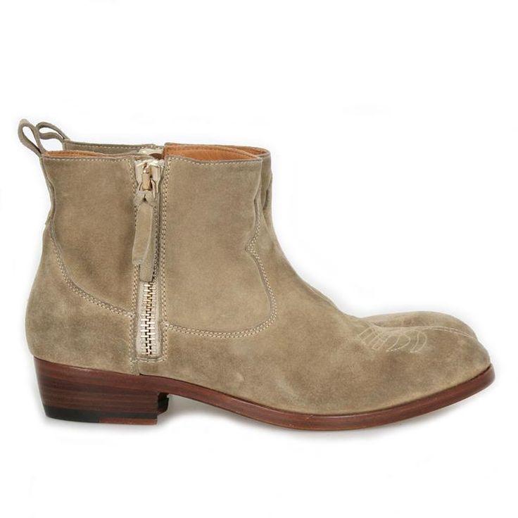 Golden Goose boots anouk sand