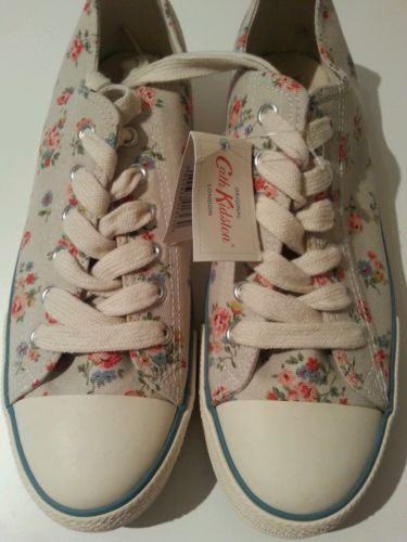 Cath kidston trainers. New with tags. £12.40