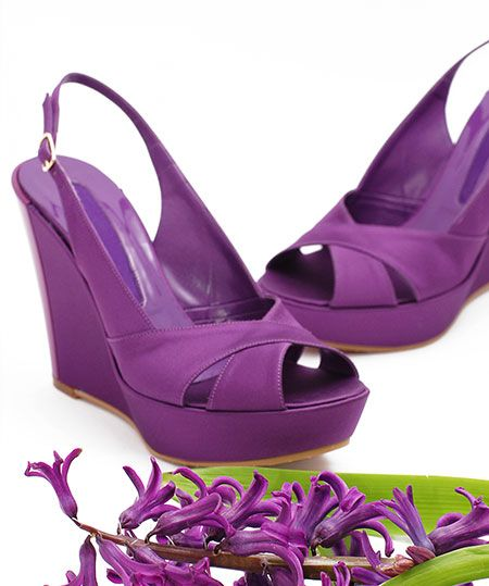 purple wedding shoes - Buscar con Google